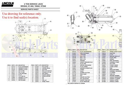 Walker 4 Ton Floor Jack Parts Diagram   Carpet Vidalondon