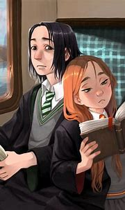 Snily children in 2021   Snape and lily, Snape harry ...