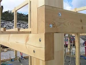 Construire Une Maison Bois En Poteaux Poutres