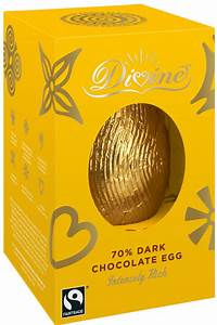 Divine Dark Chocolate Easter Egg - 55g - Divine Chocolate