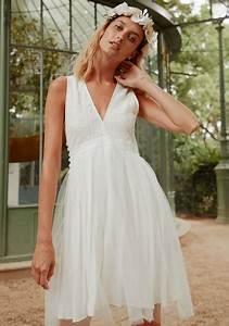 Robe Boheme Courte : robe boheme mariage civil ~ Melissatoandfro.com Idées de Décoration