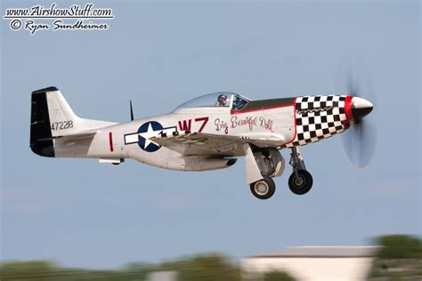 Pilot Killed In Arizona P51 Mustang Crash AirshowStuff