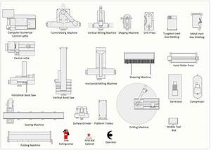 Interior Design  Machines And Equipment Design Element