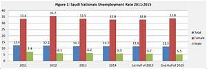 Job Growth Chart Saudi Arabia 2015 Unemployment People Excellence