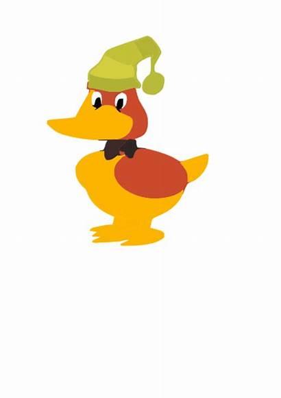 Duck Clip Clker Clipart