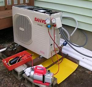 Sanyo Mini Split Ac  Inverter  Variable Speed