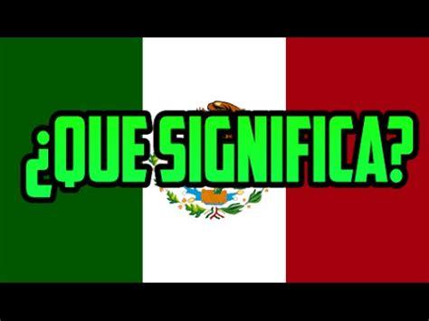 191 que significa el escudo y los colores de la bandera de mexico tienes que ver este video