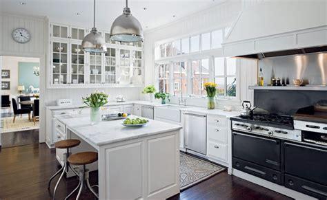White Country Kitchen Design Ideas by Bright White Kitchens Essence Design Studios Llc