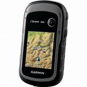 Garmin Etrex 30x Outdoor Mapping Handheld Gps Navigator