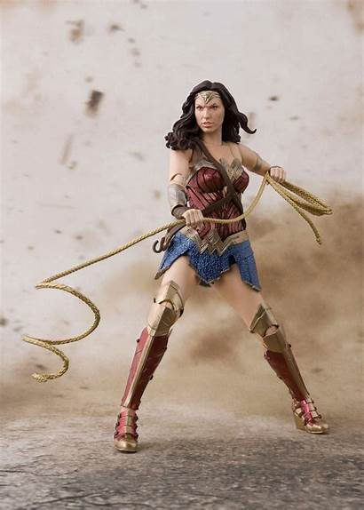 Wonder Woman Jl Bandai Figurine Comics Dc