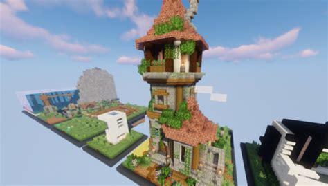 big buildings houses map  minecraft   pc java mods