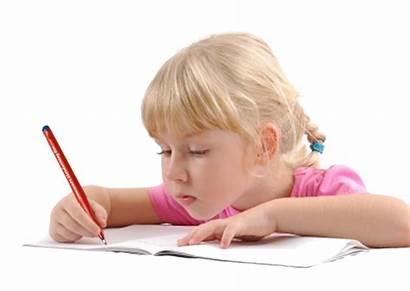Writing Kid Child Handwriter Manuscript Transparent Pluspng