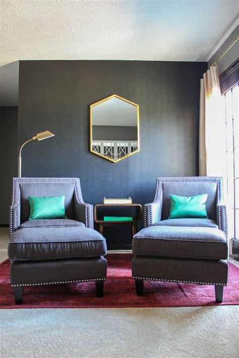 Design Ideas Master Bedroom Sitting Room by Master Bedroom Sitting Area Makeover