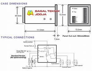 Jual Kunci Kontak Genset 501k Manual Start Generator