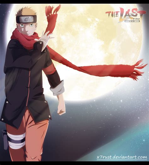 Naruto The Last Movie By X7rust On Deviantart