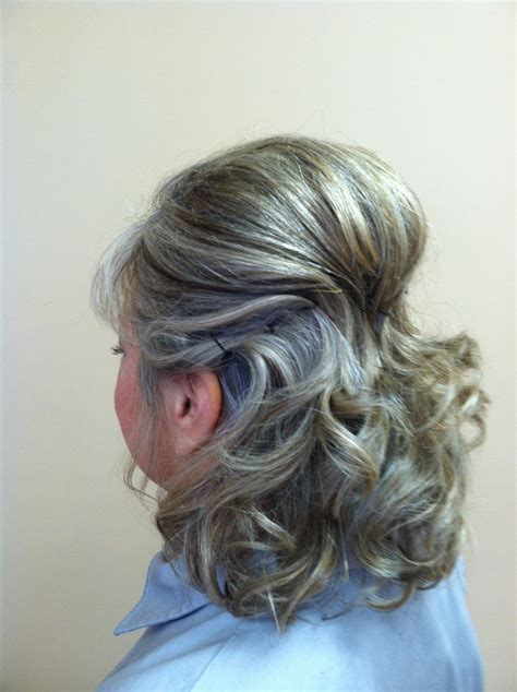 ideas  mother   bride hairstyles