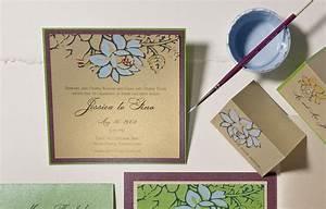 lotus flower wedding invitations mini bridal With wedding invitations with lotus flower