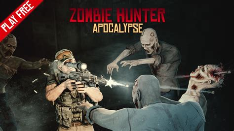zombie apocalypse hunter game apk dead mod war apkdlmod money 3d undead killer kill let living any them go v2