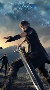 Wallpaper Final Fantasy 15 Episode Gladiolus Xbox One