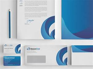 InsureRisk Corporate identity // Branding – Lemon Graphic ...