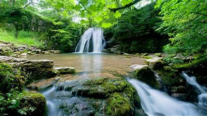 Desktop Wallpapers Waterfall Cave