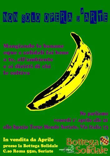 libreria terzo mondo seriate mercatino delle neomamme banane eque e solidali da