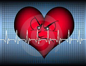 angry heart    risk heart stillwater