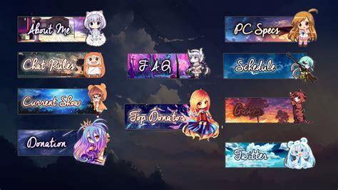 detrucci rekt  twitter anime style attwitch panels