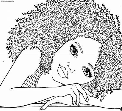 African Coloring Pages Printable American Getcolorings Ame