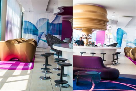 Nhow Hotel Berlin; By Karim Rashid  Sivan Askayo Blog