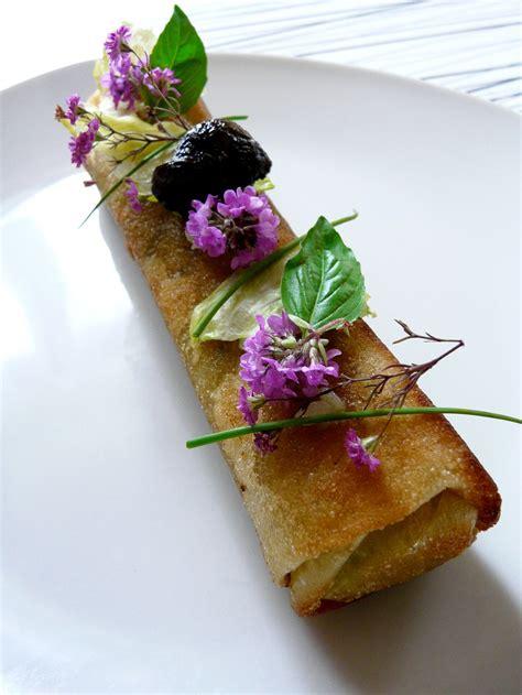 cuisiner les escargots risotto croustillant au beurre persillé et escargots de
