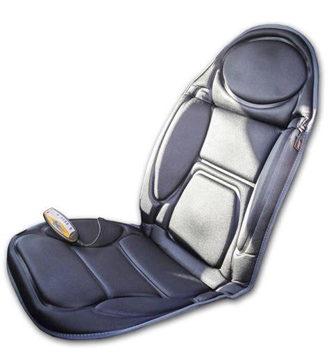 siege massant couvre siège massant par vibrations pour la voiture ou la