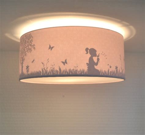 bolcom plafondlamp babykamer dandelion girl roze