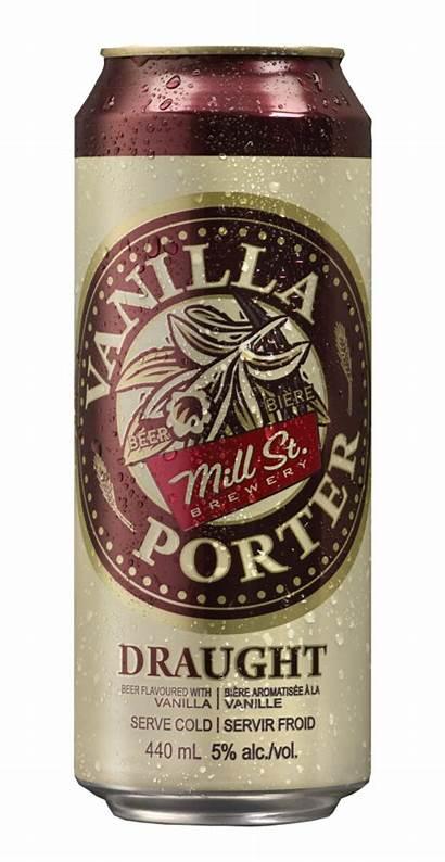 Porter Vanilla Mill Street Brewery Beer