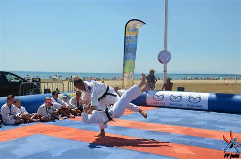 l 233 quipe du judo tour littoral de retour 224 port la nouvelle f 233 d 233 ration fran 231 aise de judo
