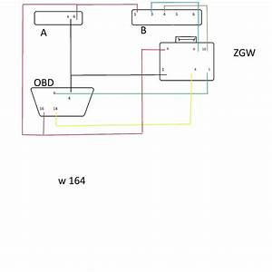 How To Connect Cgdi Mb To W164 Eis On Bench