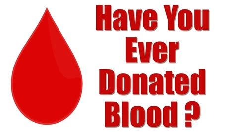 surprising facts about blood donation 5 benefits of donating blood