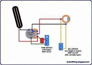 Single Active Pickup Wiring Diagram  U2013 Dogboi Info