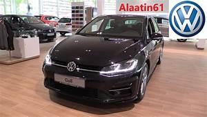 Golf R Line : volkswagen golf r line 2018 new facelift in depth review interior exterior youtube ~ Maxctalentgroup.com Avis de Voitures