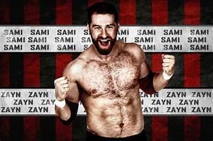 Sami Zayn Wallpaper by RyanSpadin on DeviantArt