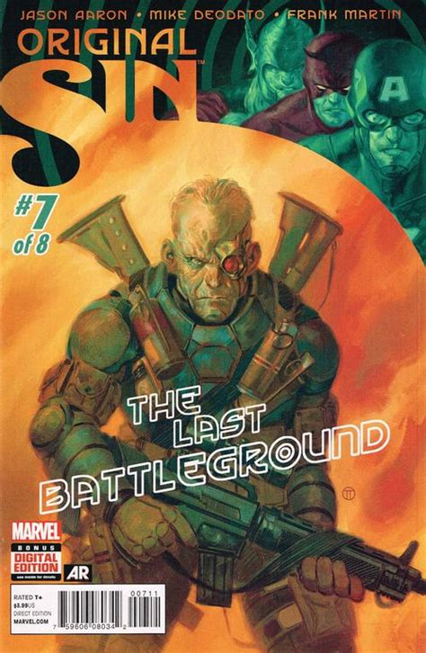 original sin  comics books marvel guest appearances