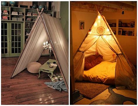 Tent In Living Room by I Think Everyone Needs This In Their House A