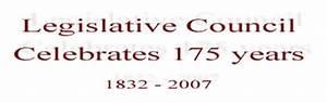 Legislative Council Celebrates 175 years