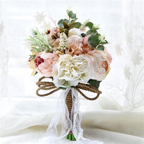 Wedding Decoration Accessories by Wedding Holding Flower Bridal Bouquet Accessories