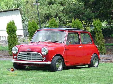 classic mini for sale on classiccars