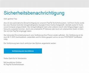 Paypal Falsche Email : phishing paypal internetgefahren ~ Buech-reservation.com Haus und Dekorationen