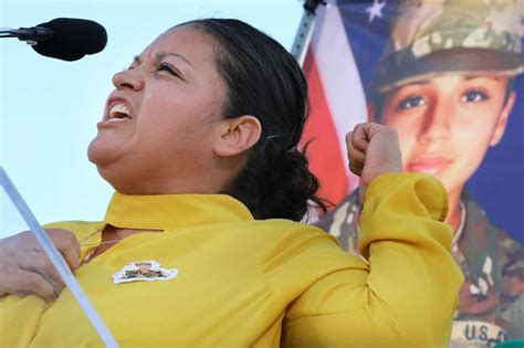 Houston memorial service and funeral set for Spc. Vanessa ...