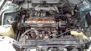 Toyota Corolla Flatty Old School 5a Engine 1990 For Sale In Kingston  Jamaica Kingston St Andrew