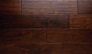 Apache - Dark Walnut Hardwood Floors, Elegant Hardwood