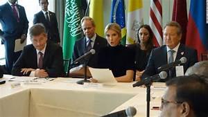 Ivanka Trump delivers anti-human trafficking speech at UN ...